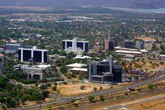 Gabarone, Botswana