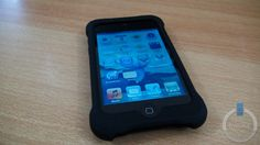 Incipio HIVE iPod Touch Gaming Case Review - http://bwone.com/incipio-hive-ipod-touch-gaming-case-review/