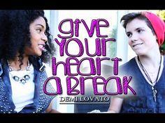 Give Your Heart A Break - Demi Lovato by Jordan Jansen ft. Aanysa (Cover)