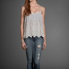 Womens Stephanie Top | Womens Fashion Tops | Abercrombie.com