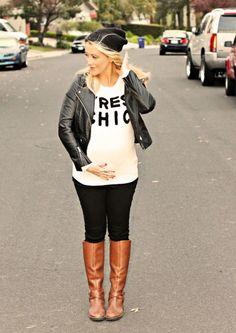 Maternity Style | GBO Fashion.