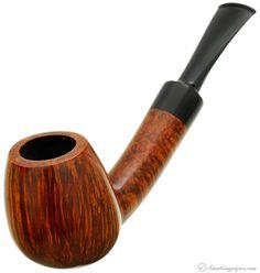Ichi Kitahara Smooth Bent Brandy Pipes at Smoking Pipes .com