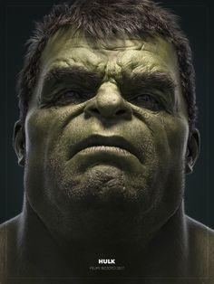 The Hulk - Felipe Bizzoto