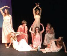 Xanadu Junior at StageDoor Theatre, rated G | Macaroni Kid #spon #MacKid