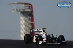 Checo Pérez #GPAustin 2012 #F1