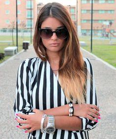 NADA PARA VESTIR, Contemporary Designer Retro Circle Super Half Frame Flat Bar Sunglasses 8525