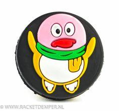 Tennis demper voor tennisracket PINGUIN van www.racketdemper.nl