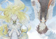 Milla and Jude-Tales of Xillia 2 Tales Of Berseria, Fantasy Series, Final Fantasy, We Dont Talk Anymore, Tales Of Zestiria, Tales Series, Touken Ranbu, Kingdom Hearts, Anime Style