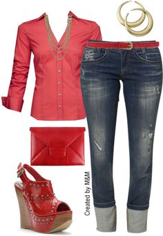 """""""ME & MY GIRLS GOING OUT TONIGHT!!"""" by marion-fashionista-diva-miller ❤ liked on Polyvore"""