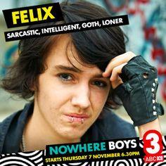 Dougie Baldwin as Felix