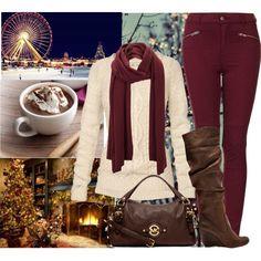 #fall #winter inspiration #fashion #casual