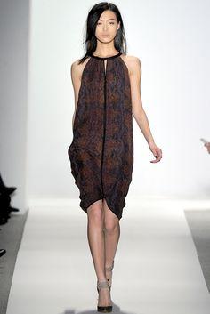 Rebecca Taylor Fall 2012 Ready-to-Wear Fashion Show - Tian Yi