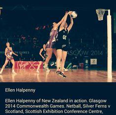 New Zealand v Scotland Commonwealth Games 2014