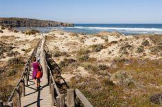 Praia da Amoreira, Aljezur -Costa Vicentina, Portugal