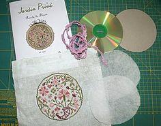 tuto pinkeep avec un cd
