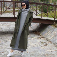 Sherlock Trenchcoat (astarli) Sherlock Trenchcoat (astarli) Sherlock Trenchcoat (astarli) The post Sherlock Trenchcoat (astarli) appeared first on Outfit Trends. Hijab Style Dress, Hijab Look, Casual Hijab Outfit, Hijab Chic, Kimono Outfit, Muslim Fashion, Modest Fashion, Hijab Fashion, Fashion Dresses