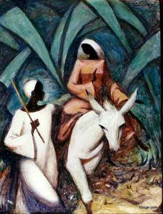 Bikar the famous egyptian artist