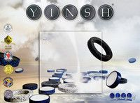 YINSH | Board Game | BoardGameGeek | Mechanics:	 Grid Movement Pattern Building | Category:	 Abstract Strategy
