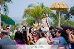 Laguna Cliffs Marriott Wedding Dana Point | Amisha and Swapan