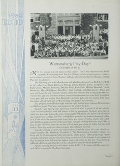 Northeast Missouri State Teachers College | Truman State University | Echo 1930…