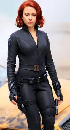 Black widow - DIY Costumes