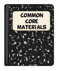 """Check out the """"go to"""" place to find updated materials that are aligned with Common Core materials. Not liking the common core at all, but good resource :) Common Core Curriculum, Common Core Ela, Common Core Reading, Common Core Standards, Too Cool For School, School Fun, School Stuff, School Ideas, Summer School"""