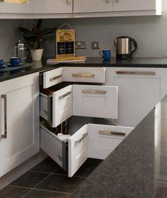 Corner Storage  #kitchendesign #abktoday #lancasterpa