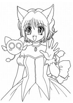 anime coloring pages | cheshire cat | pinterest | anime, coloring ... - Anime Girl Coloring Pages Print