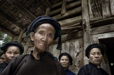 CHINA • People Groups on Photography Served
