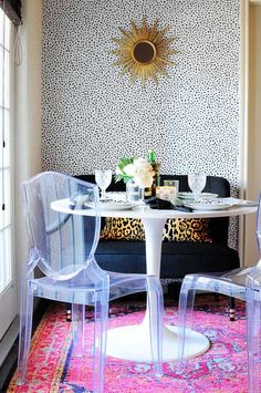 Dining room decor ti