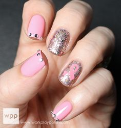 OPI Pink of Hearts (Breast Cancer Awareness 2013)