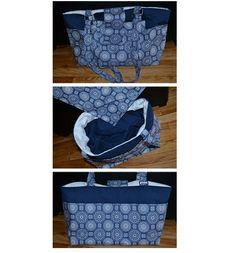 Tutorial: Diaper Bag and Matching ChangingPad