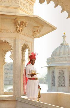 Taj Lake Palace - Udaipur, India