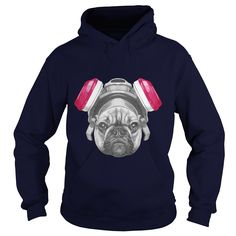 French Bulldog With Gas Mask