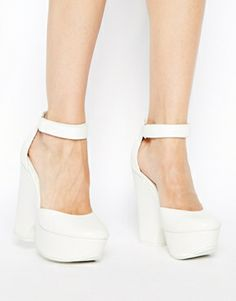 Image 4 ofASOS PALM SPRINGS High Heels