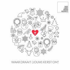 Waar draait jou(w) kerst om? Cadeautjes, lekker eten, feesten of…? Kerst hoort alleen maar te draaien om liefde. De liefde die wij voor anderen hebben, maar nog meer om de liefde die God voor ons heeft. Laat het dit jaar niet alleen kerst zijn in de wereld om je heen, maar ook in je hart!  #Hart, #Kerst, #Liefde  http://www.dagelijksebroodkruimels.nl/waar-draait-jouw-kerst-om/