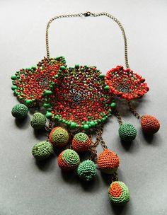 Colier (Rezervat) de lida.accessories pe Breslo