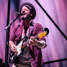Ray LaMontagne Second sold-out night at The Beacon Theatre in NYC November 13, 2014 photo by Brian Stowell.  I was there on Night #1 it was amazing!