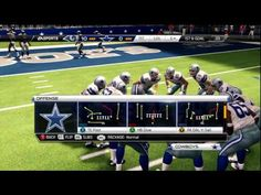 Madden 25 - Rams vs Cowboys - Roof Open
