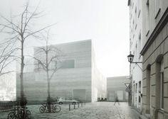 Vukoja Goldinger Architekten . BUBE Architekten bavaria's history museum . regensburg