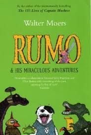 Rumo - Walter Moers. This is one of my favorite books of all time.