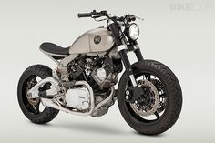 Another brutal Yamaha Virago XV920 custom from John Ryland's Classified Moto workshop. Would you ride it? Yamaha bike