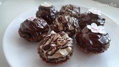 Košíčky Opitý Izidor (fotorecept) - recept   Varecha.sk Muffin, Treats, Candy, Chocolate, Breakfast, Sweet, Christmas, Food, Basket