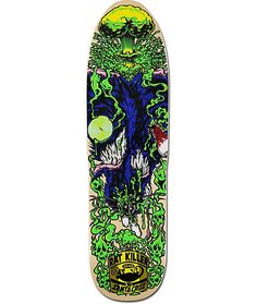 Santa Cruz Rats Must Die Skateboard Deck 8.625