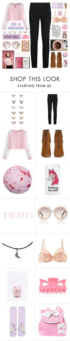 """""""Collab w/ Jessie // Day 61/100"""" by rockgirlfriend15 ❤ liked on Polyvore featuring Nintendo, STELLA McCARTNEY, Yves Saint Laurent, Miss Selfridge, Chloé, Mimi Holliday by Damaris, NPW, New Look and Sugarbaby"""
