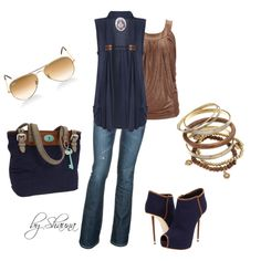 created by shauna-rogers on Polyvore