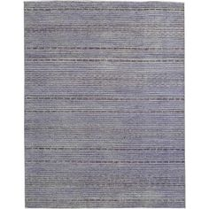 Hand-knotted Gabbeh Overdyed Light Area Rug
