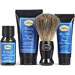 Online Only The 4 Elements of the Perfect Shave Lavender Starter Kit