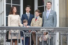 April 16, 2016. Queen Margrethe II Of Denmark And Family Celebrate Her Majesty's 76th Birthday | Getty Images