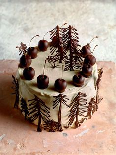 Black forest gateau                                                                                                                                                                                 More